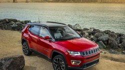 Jeep Compass 2017: Xe việt dã chỉ 504 triệu đồng