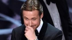 """Nam tài tử La La Land quên """"đóng cửa sổ"""" khi dự lễ trao giải Oscar"""
