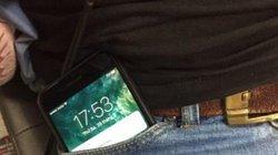 Để điện thoại trong túi quần sẽ giết chết tinh binh