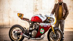 "Huyền thoại Triumph Legend TT hóa ""tên lửa mặt đất"""