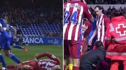 """Đồng đội khóc lóc khi Torres đối mặt """"thần chết"""""""