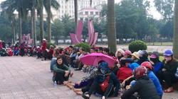 Chủ tịch tỉnh tiếp tục đối thoại với tiểu thương chợ Hà Tĩnh