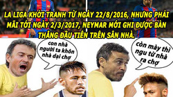 """HẬU TRƯỜNG (4.3): Neymar """"ngu từ nhà ra chợ"""", Real gặp khó"""