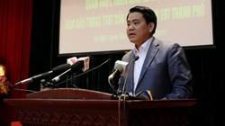 """Chủ tịch Chung: Không dẹp 14 kiểu chiếm vỉa hè, """"nhấc"""" cán bộ đi"""
