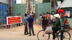 Vụ căng băng rôn đòi nhà ở Tân Bình: Chủ đầu tư tố ngược khách hàng?