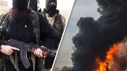Chơi bom tự chế, nhóm chiến binh IS bị nổ tung người