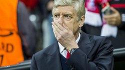 Arsenal thảm bại, HLV Wenger quyết định ra đi