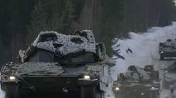 NATO kéo quân rầm rập đến sát sườn Nga