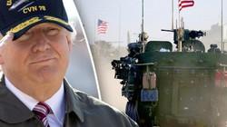 Trump tính triển khai 1.000 lính bộ binh đi quét sạch IS vĩnh viễn