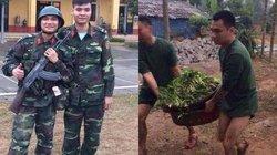 Lạ lẫm với loạt ảnh Khắc Việt nhập ngũ khiến người hâm mộ ngỡ ngàng