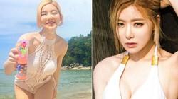 Clip DJ Soda khoe thân hình nóng bỏng tại bãi biển Malaysia