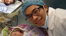 Người nhà bệnh nhân khóc nghẹn khi biết bác sĩ trẻ gặp nạn