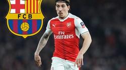 """Barcelona ấn định thời điểm """"cướp"""" Bellerin khỏi tay Arsenal"""