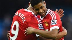 """Ian Wright: """"Martial và Rashford có thể """"kết liễu"""" Chelsea"""""""