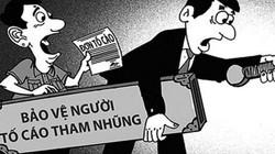 Nhiều đơn tố cáo nặc danh về tham nhũng nhưng có nội dung tốt