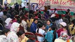 Ninh Bình: 700 nông dân được khám chữa bệnh miễn phí