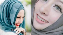"""Vẻ đẹp """"gây mê"""" của hot girl Hồi giáo """"đốn tim"""" quý ông Việt"""