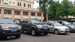 TS. Lê Đăng Doanh: Trách nhiệm của Bộ Tài chính trong thanh lý xe công?