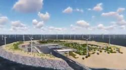 Đảo nhân tạo cấp điện cho 80 triệu dân châu Âu