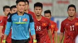 U20 Việt Nam công bố danh sách sơ bộ dự U20 World Cup 2017