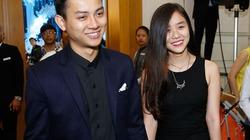 Hoài Lâm nắm tay bạn gái không rời tại đám cưới Mai Quốc Việt