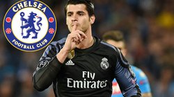Real ra giá bán Alvaro Morata cho Chelsea