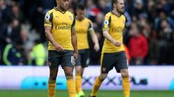 Thua thảm West Brom, Arsenal lập kỷ lục siêu tệ
