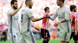 """Clip: Ronaldo kiến tạo, Real Madrid cho Barcelona """"hít khói"""""""