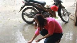 Nghệ An: Người dân hồ hởi nhặt hạt mưa đá... ăn thử