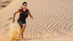 Người phụ nữ châu Á đầu tiên chinh phục 4 sa mạc dài 1000 km