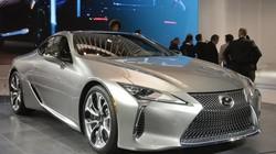 Lexus LC 500 2018 chốt giá từ 2,1 tỷ đồng