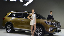 Kia KX7: Biến thể của Sorento, giá từ 593 triệu đồng