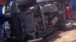 Ô tô chở tổ công tác Công an TP.HCM gặp nạn như thế nào?
