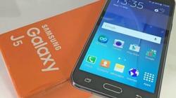 Rò rỉ cấu hình Samsung Galaxy J5 (2017)