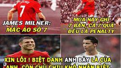 """HẬU TRƯỜNG (22.3): Ronaldo thành """"chị bảy"""", Griezmann gia nhập M.U"""
