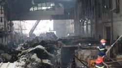 Hé lộ nguyên nhân đám cháy tại công ty may Đài Loan kéo dài