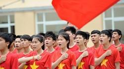 Không phát băng hát Quốc ca trong lễ chào cờ