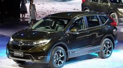 Honda CR-V 2017 ra mắt bản 7 chỗ, giá từ 917 triệu đồng