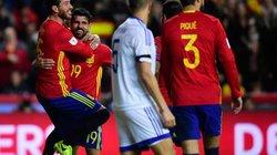 Kết quả vòng loại World Cup 2018 khu vực châu Âu (ngày 25.3)