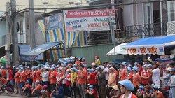Số phận 1.200 công nhân vụ cháy ở Cần Thơ phải chờ TGĐ... khỏi bệnh