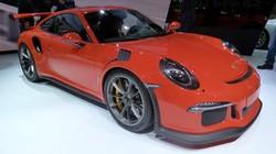 Porsche 911 GT3 2018 về Việt Nam với giá 11 tỷ đồng