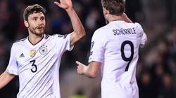 "Clip: Schurrle lập cú đúp, ĐT Đức ""vùi dập"" Azerbaijan"