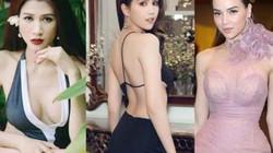 Hà Hồ, Trang Trần, Ngọc Trinh lọt top mỹ nữ mặc hở bạo nhất tuần