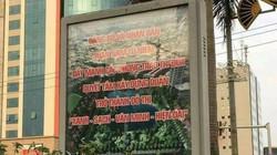 """Dân mạng """"chế"""" phì cười với lỗi chính tả """"ngây ngô"""" ở quận Nam Từ Liêm"""