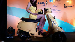 Vespa LX mới giá 51 triệu đồng cho giới trẻ