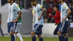 "Clip: Vắng Messi, Argentina bị Bolivia ""hạ đo ván"""