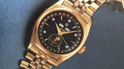 Đồng hồ Rolex của vua Bảo Đại bán đấu giá tới 69 tỷ đồng