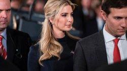 Con gái Trump chính thức có công việc tại Nhà Trắng