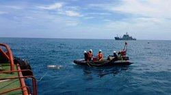 Thợ lặn tìm thấy nhiều thi thể trong xác tàu Hải Thành