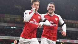 Hụt chiến thắng trước West Brom, Arsenal nhận thêm 2 hung tin
